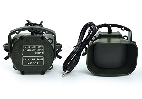 Walsoon BK1522 Outdoor Hunting MP3 Player Bird Decoy Bird Caller 50W Speaker by OEM by Walsoon (Image #2)