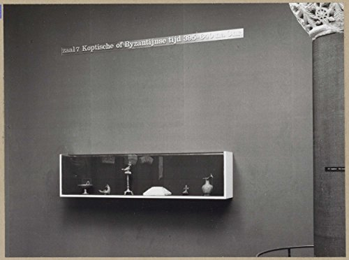 Classic Art Poster - Wall with a display of various objects in the room