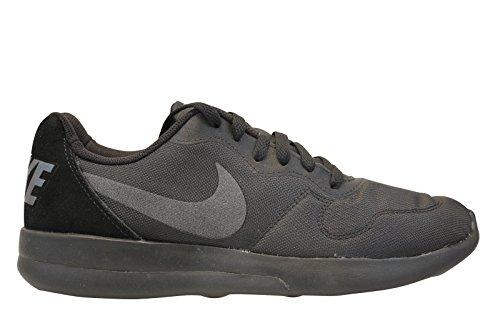Nike Mens MD Runner 2 Running Sneakers, Black Mtlc Hematite, 8.5 D(M) - For Men Md