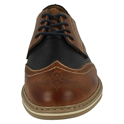Rieker B14b8-25 Toffee / N (brown) Calzado Hombre