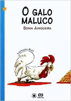 O galo maluco - Livros na Amazon Brasil- 9788508113378