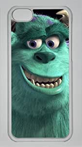 Sulley Monsters University Customizable iphone 5c Case by icasepersonalized