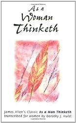As a Woman Thinketh