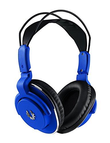 5 opinioni per BitFenix Flo Blue Circumaural Head-band headphone- headphones (Circumaural,
