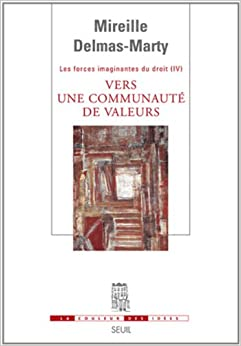 Book Vers une communauté de valeurs