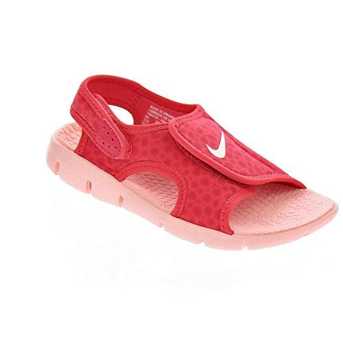 Fille Rose Nike 4 Kindersandale wei Sandales S Cheville Sunray Bride Adjust HWAnFHO