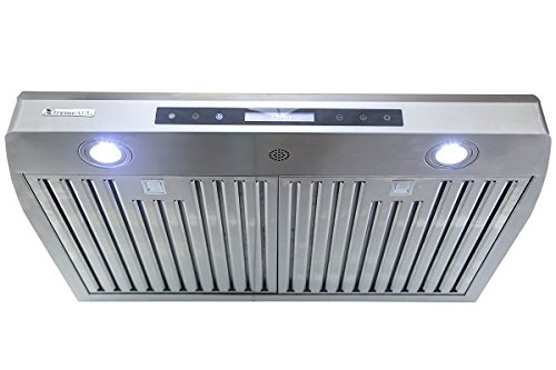 XtremeAir PX14-U36 Pro-X Series, With Baffle filters Under cabinet hood - 36 in.