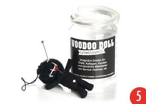 Confezione da pezzi: Voodoo Doll in Dose + + + divertente di Modern Times + + + lavoro Welt –  Voodoo Doll + + + i love Gifts modern times GmbH