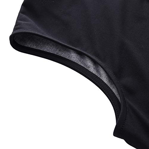 Trim Metal and Size Plus Printed Floral Dress Stretch Black Shift Women's Fuscia Keyhole Chicwe APzvax