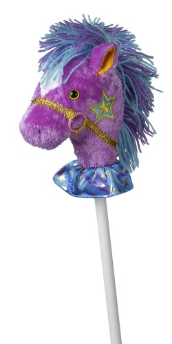 Mary Meyer Fancy Prancer Stick Horse, Precious Pony,