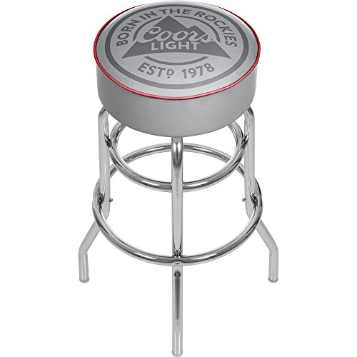 coors-light-chrome-bar-stool-with-swivel