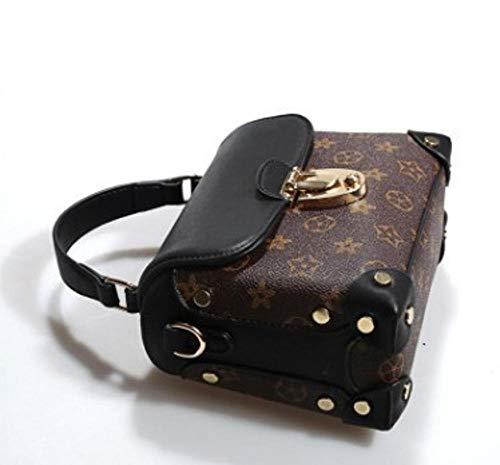 main cas côté G rivet petit sac Sac main sac Sxuefang à femmes à à Oblique chaîne bandoulière xCWYqw6