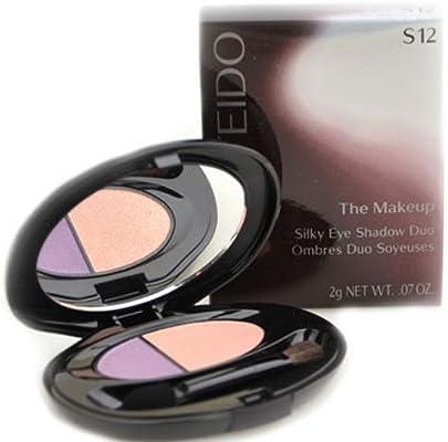 Shiseido – The Makeup, Silky Eye Shadow Duo S12 violect Glitz, 1er Pack (1 x 2 G): Amazon.es: Belleza
