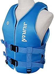 Dailing Float Vest Swimming Buoyancy Aid Swimming Vest for Adult Children Inflatable Safty Float Life Jacket w