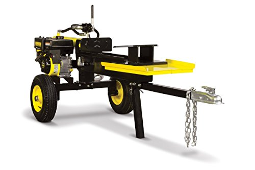 Champion 22-Ton Multi-Wedge Towable Gas Log Splitter with Auto Return