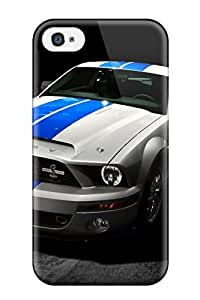 Pretty RTbNVUs8296pXtLV Iphone 4/4s Case Cover/ Ford Mustang Shelby Gt500 2013 Series High Quality Case