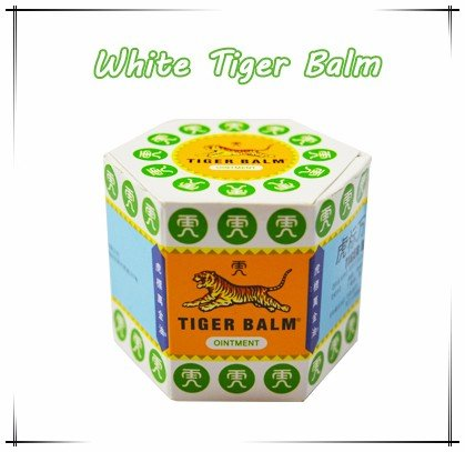 Tiger balm white Ointment, Essential Balm, Insect Bite, Extra Strength Pain, Relief Arthritis Joint Pain, Massage For (Sugar Mama Halloween Costume)
