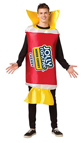 Make Jolly Rancher Costumes - Hershey's Jolly Rancher Cherry Candy Costume