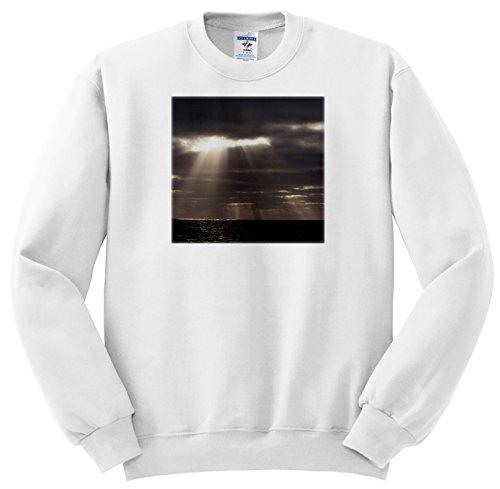 danita-delimont-oceans-south-australia-view-of-sea-with-sunbeam-sweatshirts-adult-sweatshirt-medium-