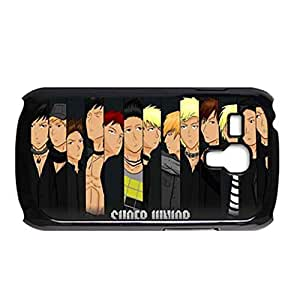 Printing Super Junior For S3 Mini Galaxy Samsung Great Back Phone Cover For Girl Choose Design 4