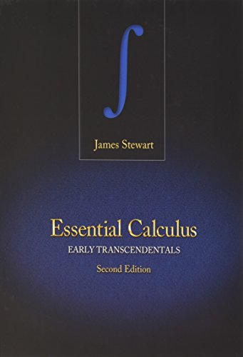 Bundle: Essential Calculus: Early Transcendentals + CourseMate, 3 terms (18 months) Access Code
