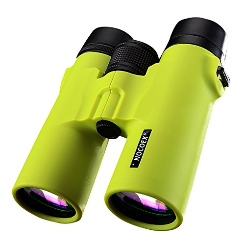 New 52 Power Girl Costume (NOCOEX 8X42 HD Binoculars - Military Telescope for Bird Watching, Hunting and Travel - Compact Folding Size with Strap - High Clear Large Vision - Grass Green)