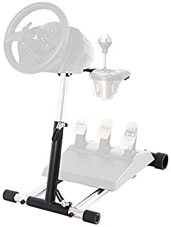 Wheel Stand Pro TX Deluxe Steering Wheelstand for Thrustmaster T500RS, T300RS, TX458, TS-TW, TS-PC, TX Leather,T150, T150 Pro, GT, T-GT and TMX/TMXPRO. V2. Wheel & Pedals Not included (B00GP3RUI6) | Amazon price tracker / tracking, Amazon price history charts, Amazon price watches, Amazon price drop alerts