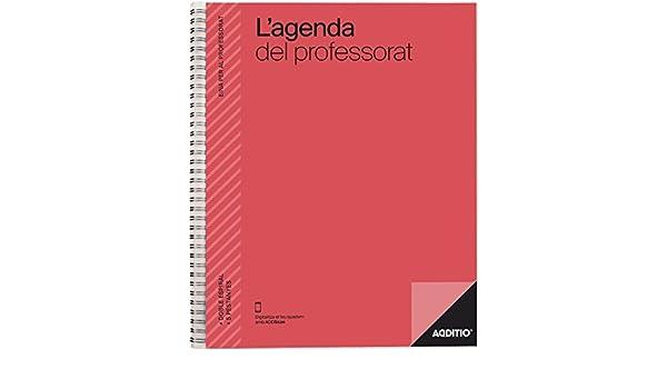 Amazon.com : additio P211 - Agenda for the Teachers Catalan ...