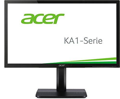 Acer KA221Qbid 55 cm (21,5 Zoll) Monitor (VGA, DVI, HDMI, 5ms Reaktionszeit) schwarz