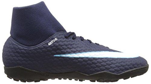 bleu Homme 3 Tf Glacier Gamma Df obsidienne Bleu blanc Football 414 noir Rouge De bleu Nike Hypervenomx Chaussures Phelon Hx6H1q48