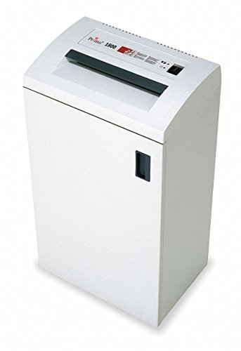 HSM Classic Small Office Paper Shredder, Cross-Cut Cut Style