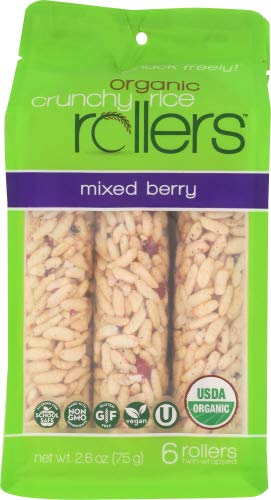 Bamboo Lane Mixed Berry, Pouch 2.6 OZ (Pack of 12)