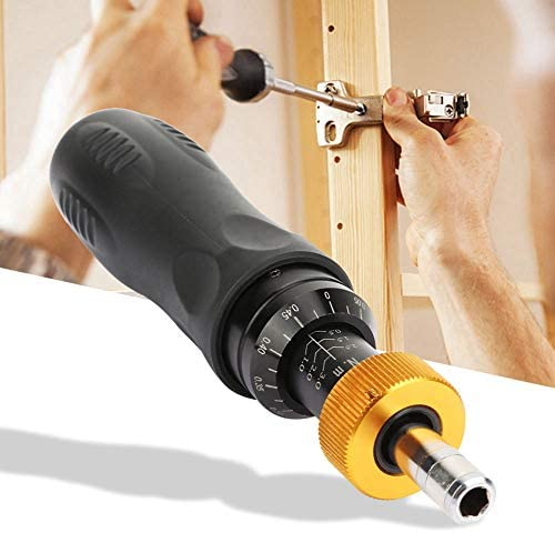 Hex Screwdriver, Simple to Use Adjustable Screwdriver, for Maintenance Accessories Repair Supplies