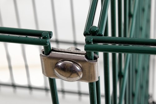 Conector Corner de plaquetas para valla, driller GmbH ...