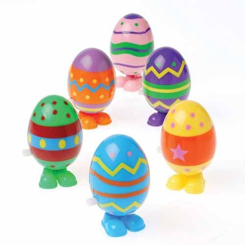 DollarItemDirect Wind up Easter Eggs, Sold by 4 Dozens by DollarItemDirect (Image #2)