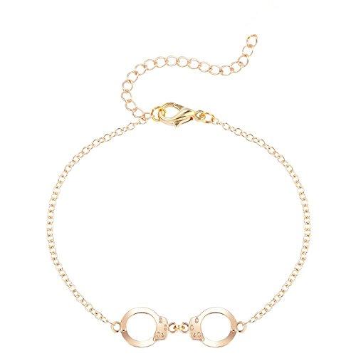 Handcuff Chain Bracelet - 1