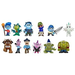 Disney Pixar GMM78 Onward Mini Figure Assortment, Multi-Colour