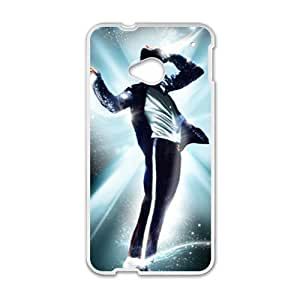 Happy Cool Skate Man Fashion Comstom Plastic case cover For HTC One M7
