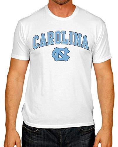 - North Carolina Tar Heels Arch & Logo Gameday T-Shirt - White