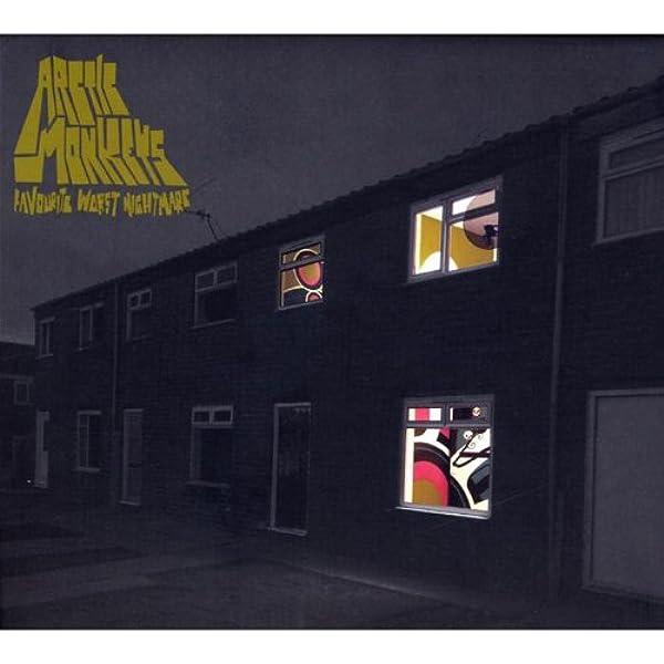 Favourite Worst Nightmare : Arctic Monkeys: Amazon.es: Música