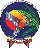 Volkman Avian Science Cockatiel Seed Sunflower Free 4 Lb, My Pet Supplies