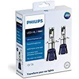 PHILIPS H4 (P43) Ultinon Essential LED Lamp 6000K Luxeon (Pure White, 2 Pieces)