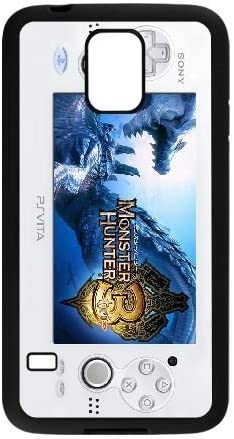 Samsung Galaxy S5 negro funda PSP Monster Hunter afta JHQ4425386: Amazon.es: Electrónica