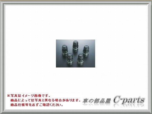 SUBARU(スバル) 純正部品 BRZ STIホイールナットセット(ブラック) ST28170ST020 B00PXJ2HHW