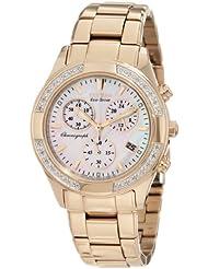 Citizen Womens FB1223-55D Regent Chronograph Eco-Drive Ladies Watch