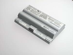 Batería Original para Portátil Sony Vaio VGN-FZ18 / VGN-FZ18E / VGN-FZ18G / VGN-FZ18M / VGN-FZ18ME / VGN-FZ18S / VGN-FZ18T 11.1V(también para 10.8V) 4800mAh Litio-Ion, Plateado