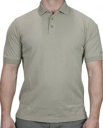 5.11 Tactical - Polo - para hombre Marrón Silver Tan Talla:XXL ...