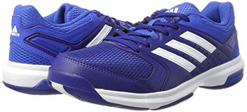 Balonmano Ink White Hombre Ftwr de Zapatillas Azul Mystery Blue para Adidas Essence t8gCwC