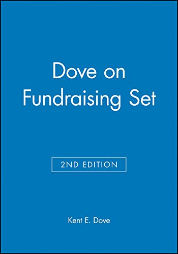 Dove on Fundraising Set, Set contains: Conducting a Successful Fundraising Program; Development Services Program; Annual Giving Program; Major Gifts and Planned Giving; Capital Campaign