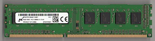 Micron 4GB DDR3 1Rx8 PC3-12800U MT8JTF51264AZ-1G6E1 Desktop RAM Memory (Gear 2 Neo Vs Gear Fit 2)